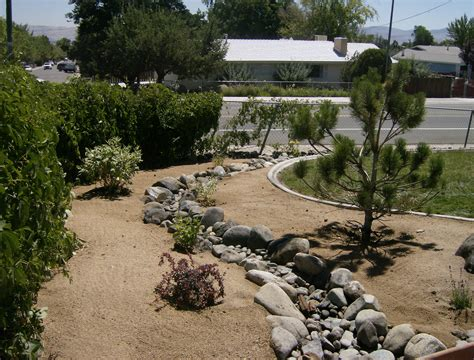 river bed landscaping ideas drainage steve