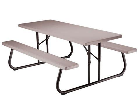 lifetime table de pique nique pliante    pi