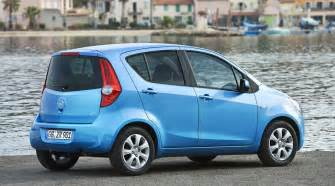 Vauxhall Aguila Vauxhall Agila 1 2 2008 Review By Car Magazine