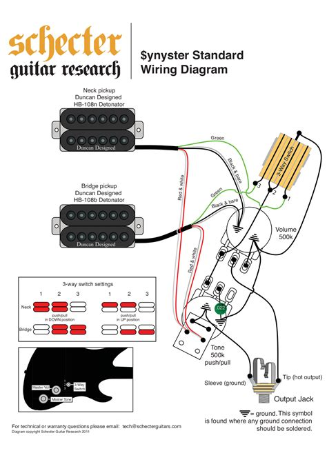 carvin humbucker wiring schematic carvin guitar
