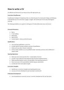 how can i write my resume resume exles 2017