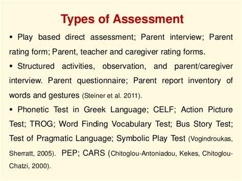 test of pragmatic language sle report autism