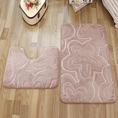 designer bathroom rugs buy wholesale designer bath rugs from china