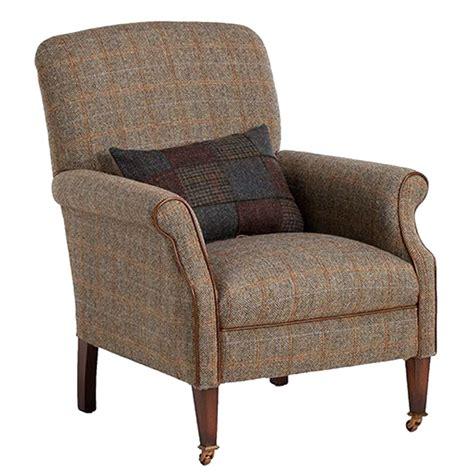 tweed arm chair harris tweed armchair
