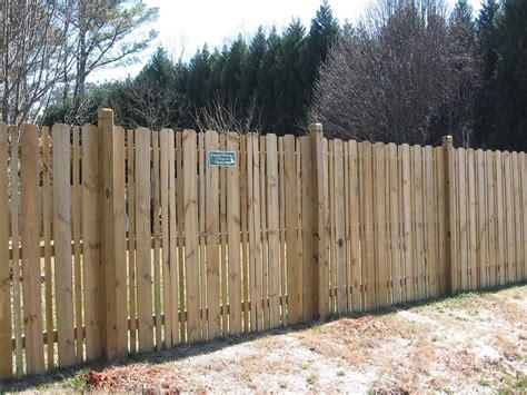 decorative privacy fences atlanta wood privacy fences