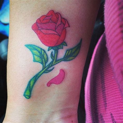 the rose tattoo characters 57 amazing and beautiful tattoos inspired by disney