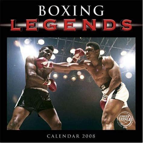 Boxing Calendar Boxing Calendars Boxers Calendars Calendar