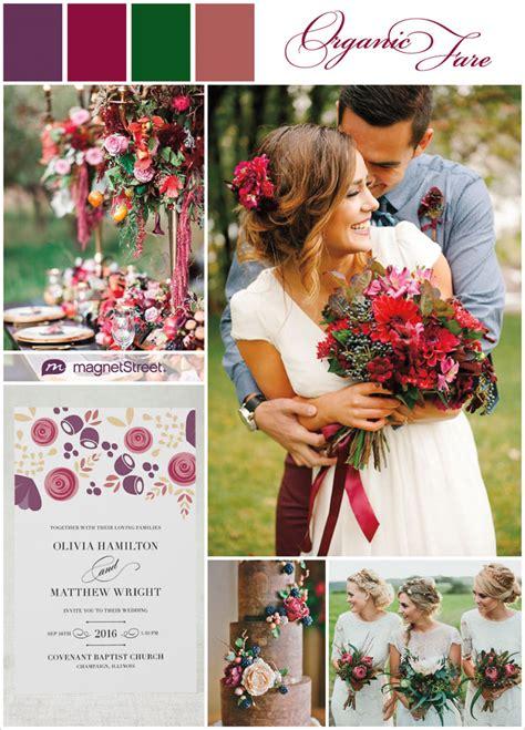 organic wedding inspiration   waterfall  color