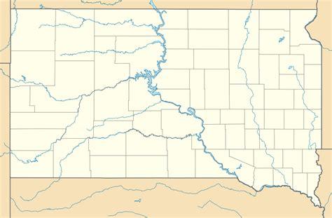 map usa dakota ファイル usa south dakota location map svg