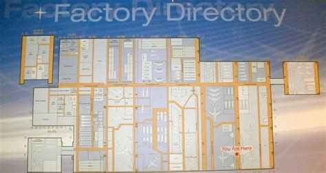 Boeing Everett Building Maps Car by Boeing Everett Building Maps Car Interior Design
