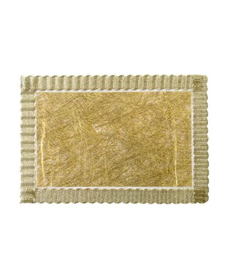 Golds Mats by Ratios Gold Grass Table Mats Set Of 6 Buy Ratios Gold