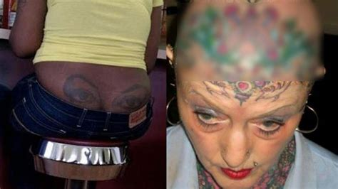 shit tattoo 30 unbelievably tattoos that ll make you question