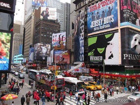 Como Fazer Um Mba Em Ny by Times Square Em York O Que Fazer Como 233 O Passeio