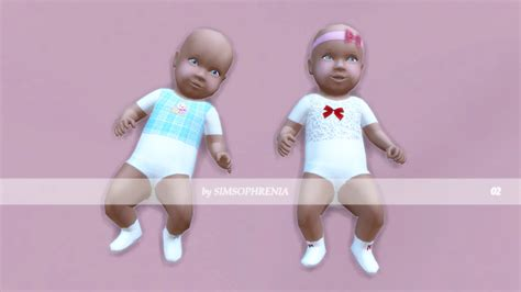 sims 4 cc baby funtioneri sims 4 cc s the best cute baby clothes by simsophrenia