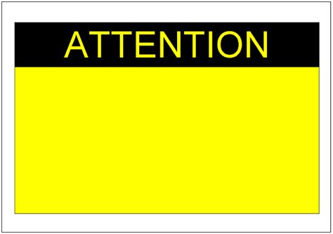 caution sign template best photos of sign templates free downloads caution