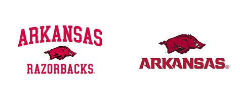 brand new new identity and uniforms for arkansas