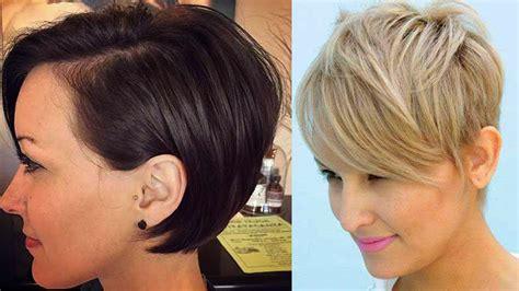 cortes de pelo para cabello corto moderno cortes de cabello cortos modernos para jovenes mujeres