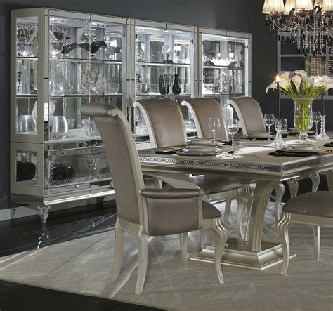 silver dining room table silver dining room table 2016 best daily home design