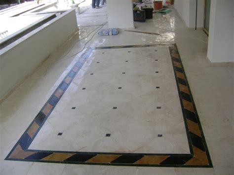 design of marble flooring modern house