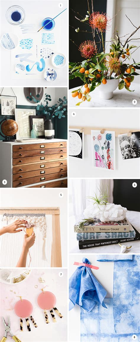 14 diy projects to try this weekend taryn whiteaker paper and stitch inspiration for your diy life