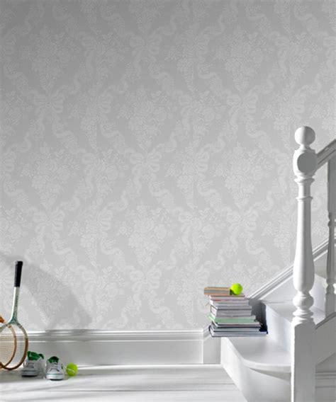 grey wallpaper hallway graham brown julien macdonald glimmerous wallpaper