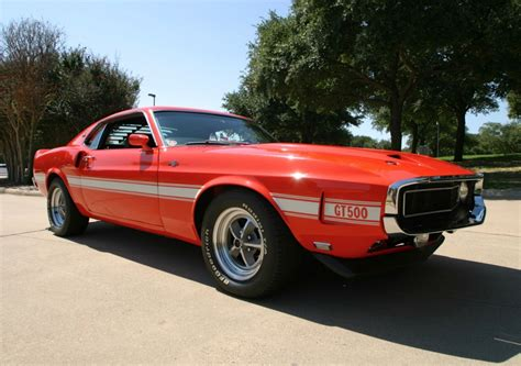 mustang 1969 shelby 1969 shelby mustang gt500 bring a trailer