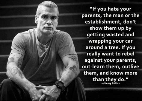 henry rollins quotes clout consistency equals success