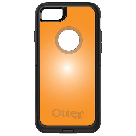 Grid Iphone 5 5s 6 6s 7 7plus otterbox commuter for iphone 5s se 6 6s 7 plus orange