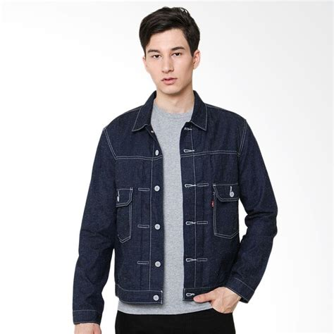 Harga Levi S Trucker Jacket jual levi s 24459 0000 the trucker interstellar jacket