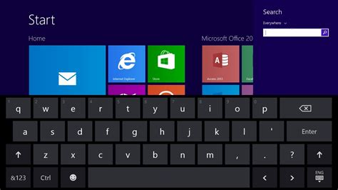 keyboard layout in login screen get a touch screen qwerty keyboard on your surface love