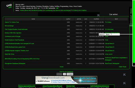tutorial memakai videopad k2 cara mengganti scrollbar di blogspot