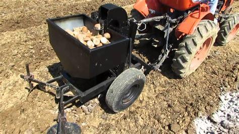 How To Make A Potato Planter by Gary S Potatoe Planter