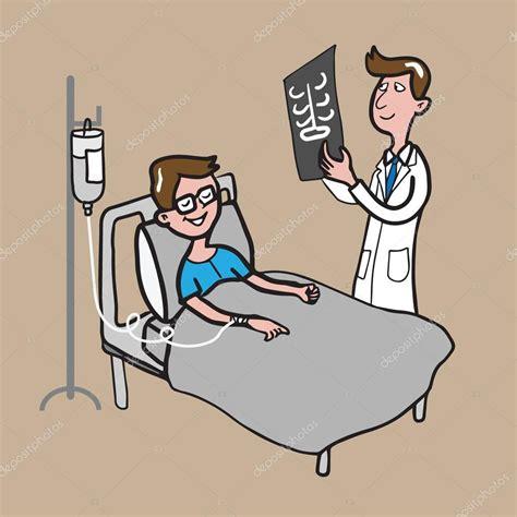 imagenes animadas rayos x m 233 dico con rayos x pel 237 cula y paciente dibujos animados