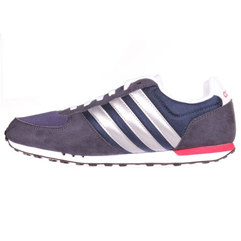 Adidas Neo City Racer Navy Stabilo adidas neo city racer navy blue los granados apartment co uk