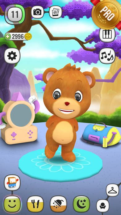 Mo Pets Digital Pets For Your Mobile by My Talking Panda Mo Pet Pro App Report On