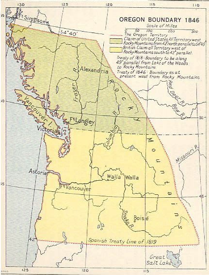oregon country map 1846 part 1 how did sheep get to the west west by midwest
