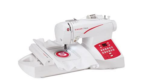 Mesin Jahit Singer Futura Ce 250 singer futura ce 150 sewing and embroidery machine ds martlocal
