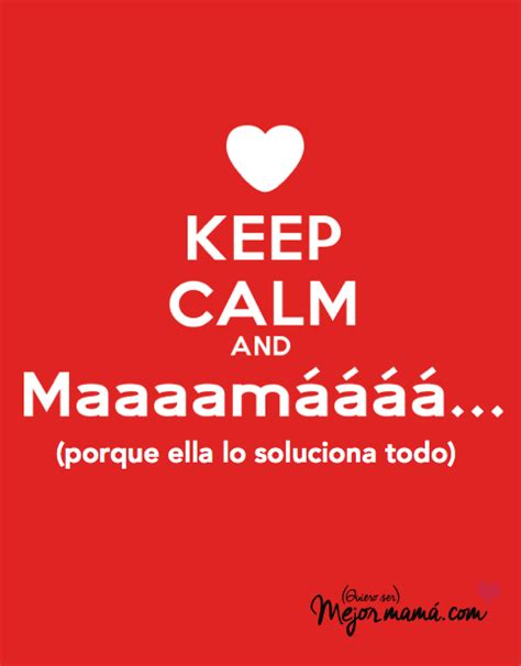 imagenes bonitas de keep calm tarjetas para mam 225 keep calm and mejor mam 225