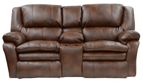 catnapper leather sofa catnapper russell bonded leather lay flat reclining sofa