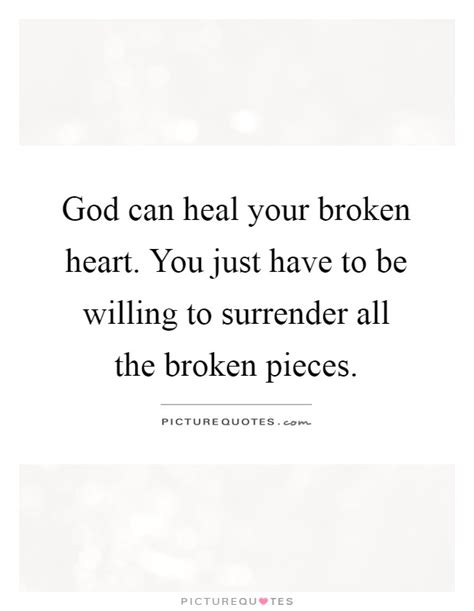 Quotes About Broken Pieces