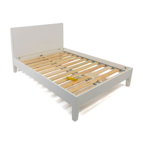 full mattress bed frame 50 off ikea full malm bed frame beds