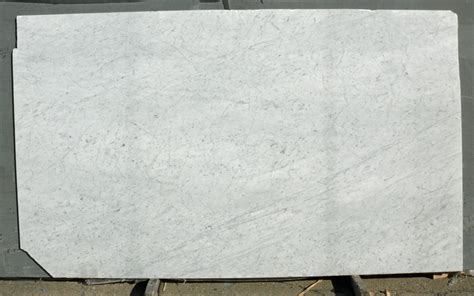 white carrara marble slab honed white italy fox marble