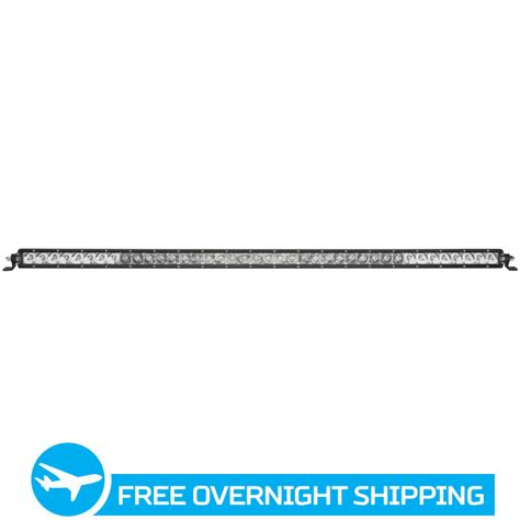 40 rigid led light bar rigid industries 40 quot sr series led light bar white combo