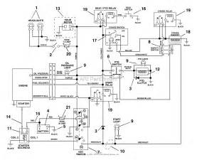 ariens 936036 000101 yt2548 25hp b s hydro 48 quot deck parts diagram for wiring diagram