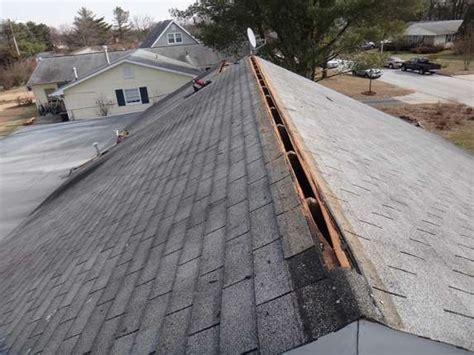 Garage Attic Ventilation by Roof Repair Bowie Attic Ventilation Edge Vent