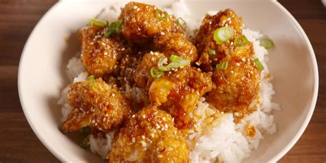 entree ideas for dinner cooking general tso cauliflower how to general tso