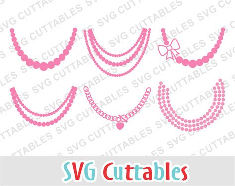Jewelrys Silhouette Circle To Remind You Of Whats Important by Necklace Svg Necklace Svg Cut File Dxf File Eps File