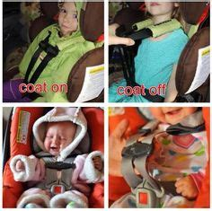 babies in snowsuits in car seats 1000 images about car seat safety on car
