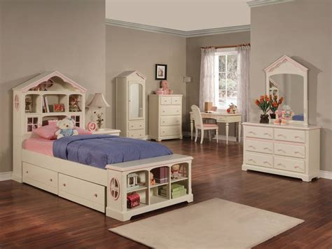 powell bedroom powell doll house bedroom set pw 292 039 set bed at homelement