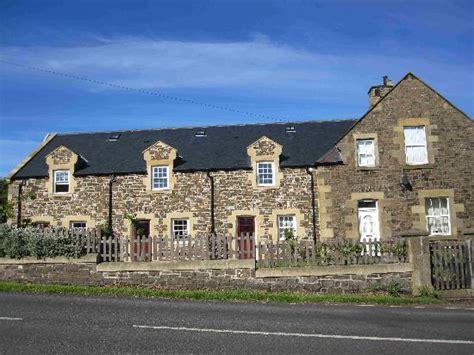 Embleton Cottages by House Cottages Picture Of Dunstanburgh Castle